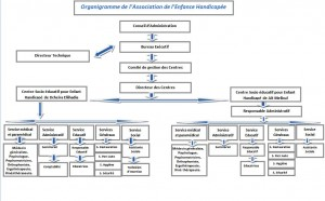 Organigramme AEH